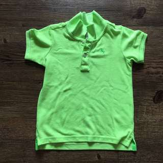 H&M sportshirt for little boys