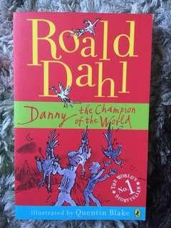 Ronald Dahl story books
