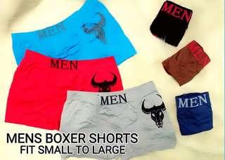 Mens Boxer Short (sold per 6pcs)