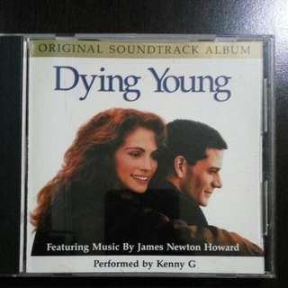 Dying Young OST CD