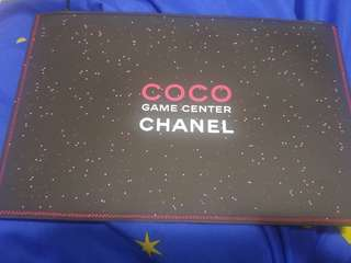 限量Chanel Coco Game Center Pouch 手拿袋