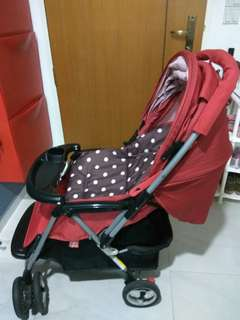 [Free Delivery] Baby Stroller