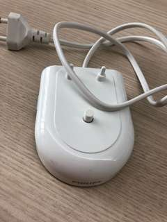 Philips toothbrush charger