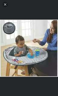 BN Baby Feeding High Chair Cover baby led weaning