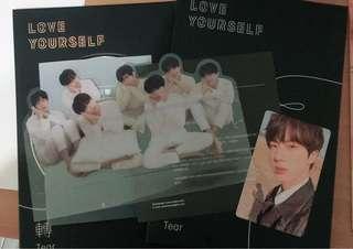 🚚 現貨 防彈少年團BTS love yourself 轉 專輯