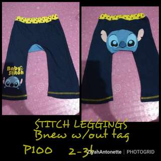 Stitch Pajama/Leggings/busha