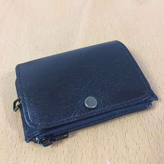 [40% off]日本製真皮鎖鑰散銀包 genuine leather Keychain wallet made in Japan