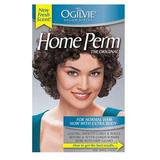 Ogilvie Original Home Perm, For Normal Hair now with Extra Body