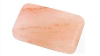 HIMALAYAN SALT BATH AND SCRUB SOAP BAR