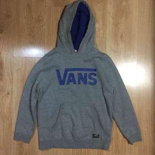 Authentic Vans Gray Hoodie