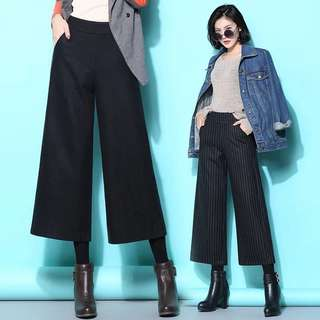 Thick winter work pant