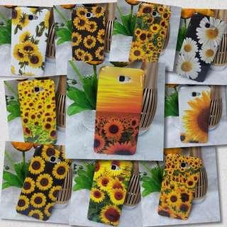 Glow in the Dark Sunflower Phone Case