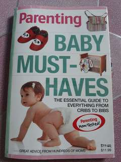 Parenting 101 book for 120 only