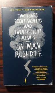 Salman Rushdie - Two Years Eight Months and Twenty-Eight Nights,
