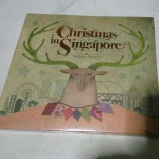 Music CD - Christmas In Singapore