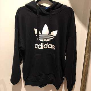 Free exp post Adidas Trefoil hoodie rrp90