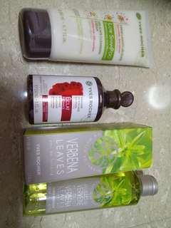 Yves Rocher Face and Body Ser