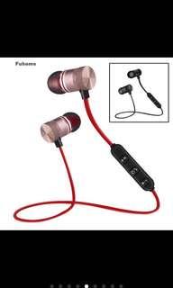 🚚 Po & Instock | magnetic wireless sports Bluetooth earphones earpiece