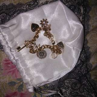 Rose gold dream bracelet
