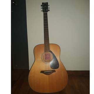 Yamaha FG700MS guitar in perfect condition