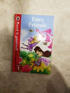 Lady bird fairy friends level 1