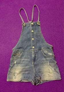 Zara Girls' Jumper Shorts