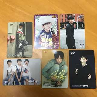 Yescard(tfboys/rv/got7/gfriend)