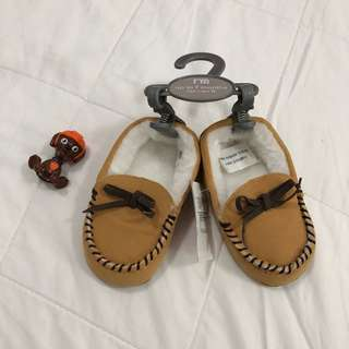 Mothercare baby pram shoes