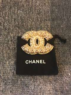 Chanel badge