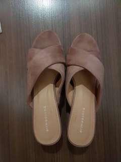 Primadona Old Rose Wedge shoe