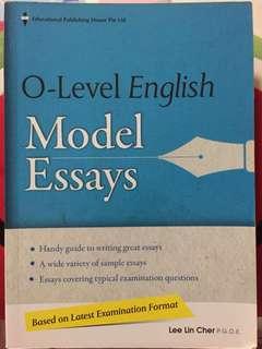 O-Level English Model Essays