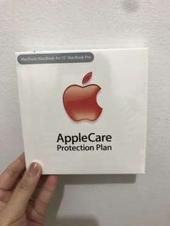 🚚 Apple care macbook