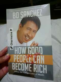 How Good People can Become Rich