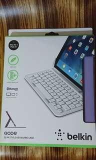 Belkin bluetooth keyboard for ipad air, air2