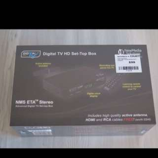 Digital TV setup Box