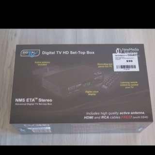 Digital TV setup Box