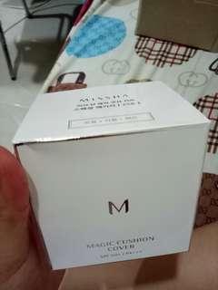 Missha Magic Cushion Set SPF50+/PA++ (Free Refill and Extra Puffs)