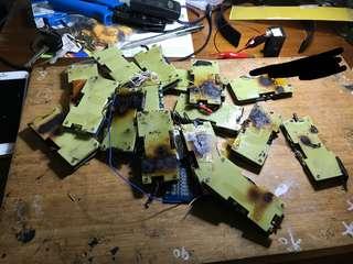 Lithium battery repair