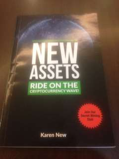 NEW Assets - Ride on the Cryptocurrency Wave! By Karen New