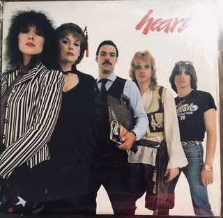 Heart double Vinyl LP - Greatest hits / Live