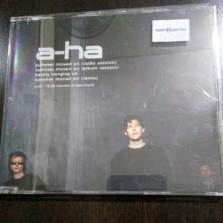 A-ha : Summer Moved On CD Single