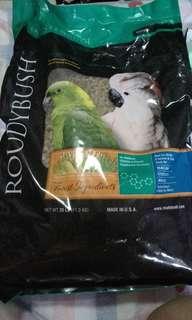 Roudybush Medium pellets
