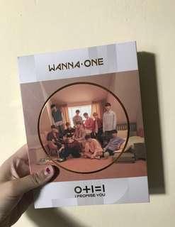Album Wanna One I Promise U