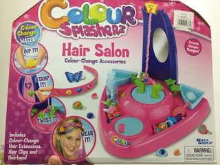 Hair Salon color change accessories