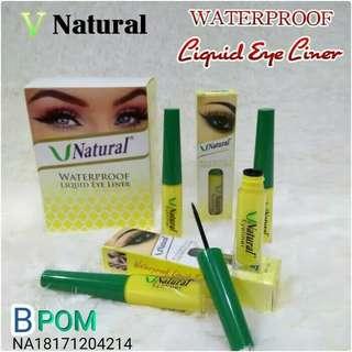 Vnatural eyeliner