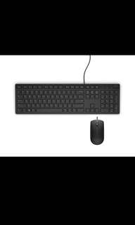Dell Keyboard and Mouse Combo