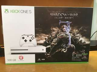 Xbox One with free game pass