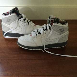 Ladies/kids Nike Air Jordan's