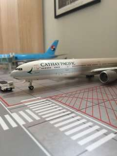 Jc wings 1/200 Cathay Pacific new livery 777-300er