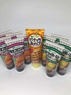 日本人氣 蒜蓉/明太子 多士醬